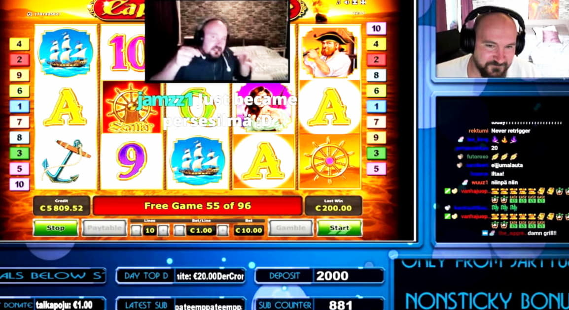 245 Loyalty Free Spins! at Lucky Nugget Casino