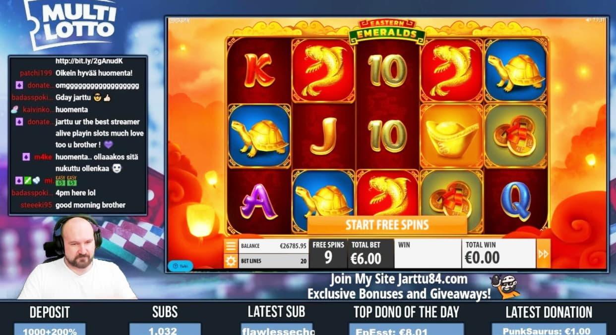 Το τουρνουά χαρτοπαικτικών λεσχών 240 στο 777 Casino