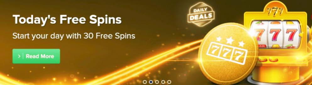 775% bonus ved første indbetaling på Ruby Fortune Casino