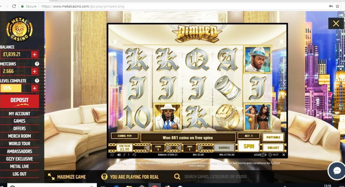 EUR 535 FREE CHIP CASINO at River Belle Casino
