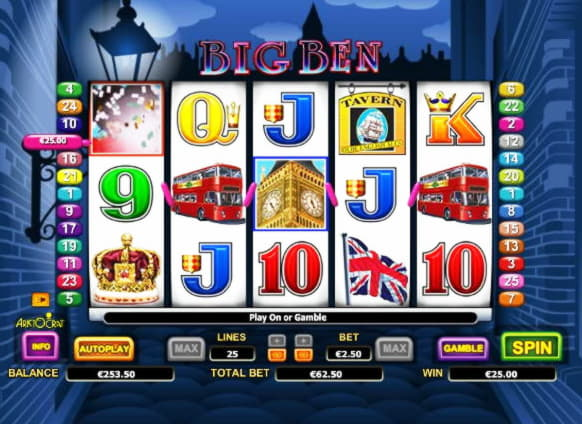 EUR 845 Online Casino Tournament at Yes Casino