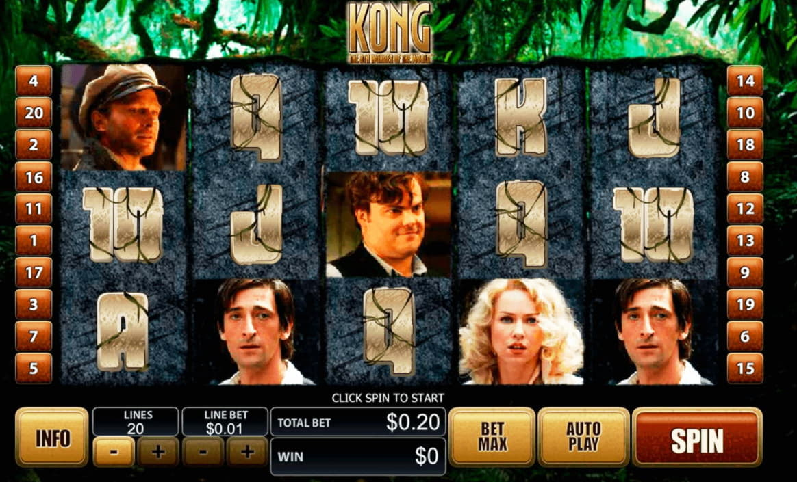 155 FREE SPINS di Kasino Las Vegas