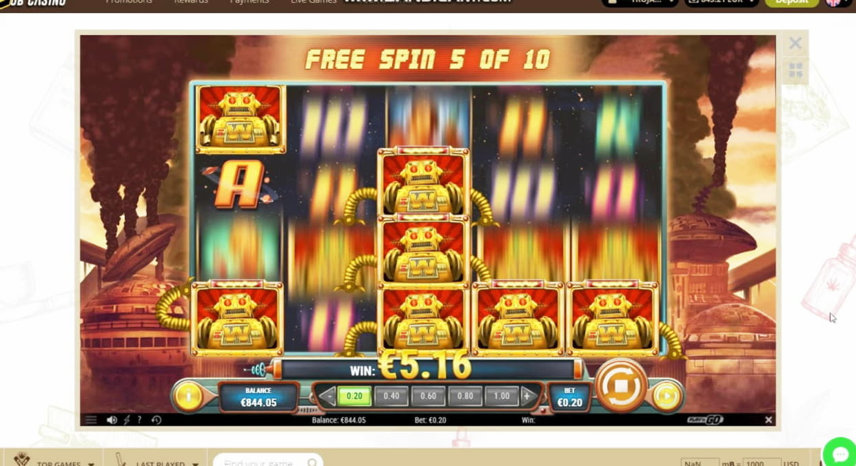 $3605 no deposit bonus code at Jackpot City Casino