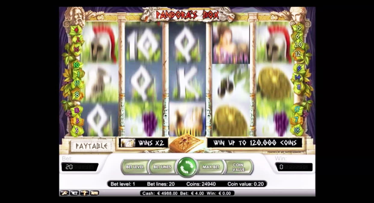 €80 Free Chip at Ruby Fortune Casino