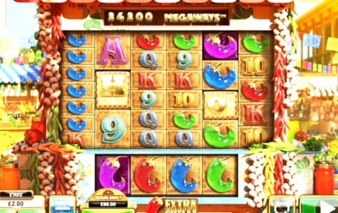 215 Free spins at Betway Casino
