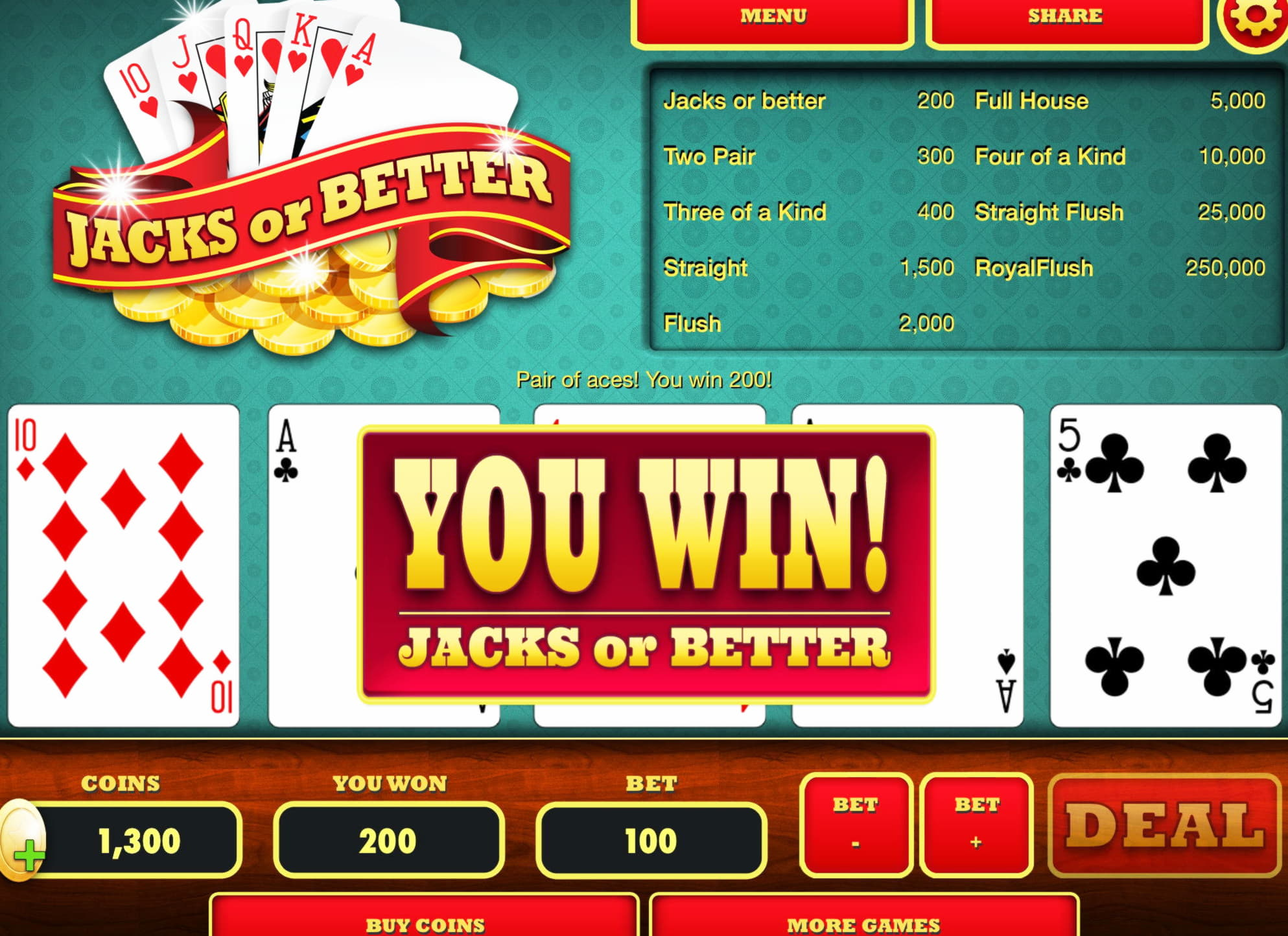 95 Free Spins right now at Betway Casino