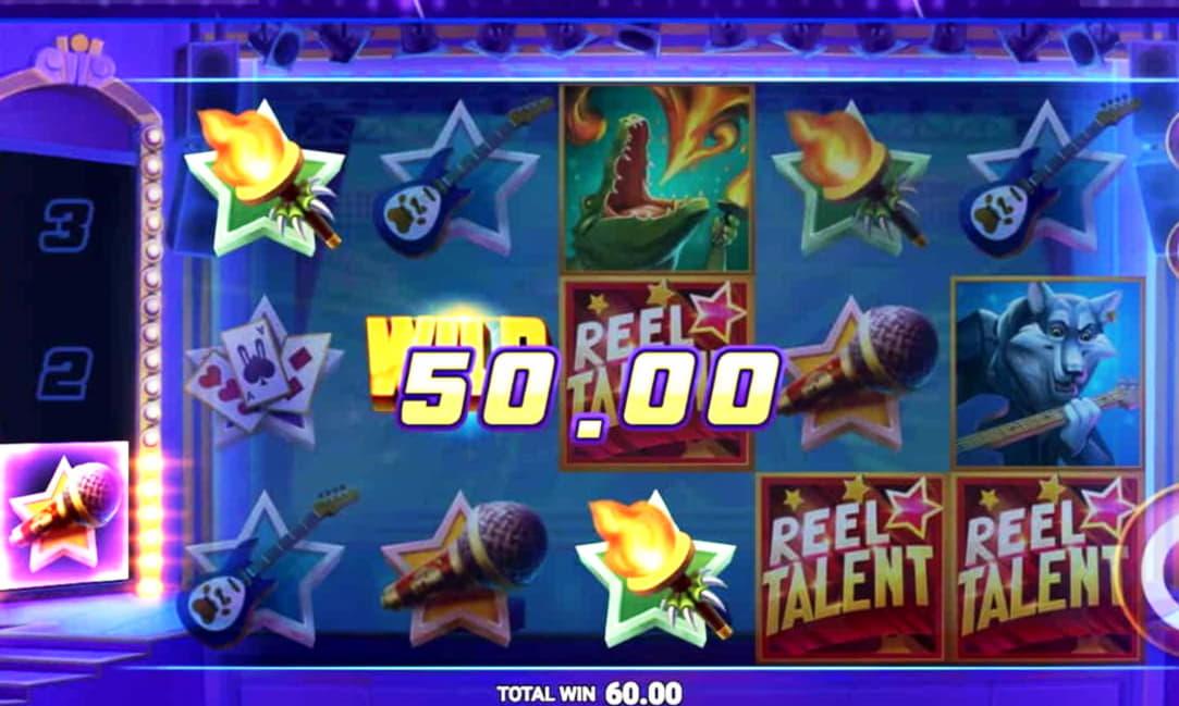 Bezmaksas 610 mikroshēmu kazino vietnē Wild Blaster Casino