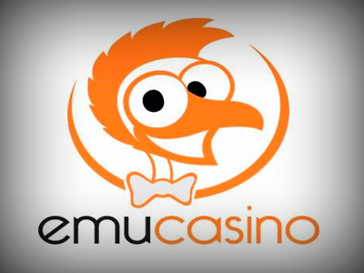 Emu Casino Screenshot