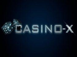 410% Best signup bonus casino at Casino-X