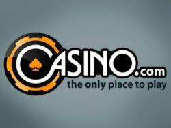 295 Free spins no deposit at Casino com