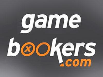 Potret layar kasino Gamebookers