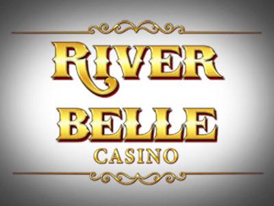 """""""River Belle"""" kazino ekrano kopija"""
