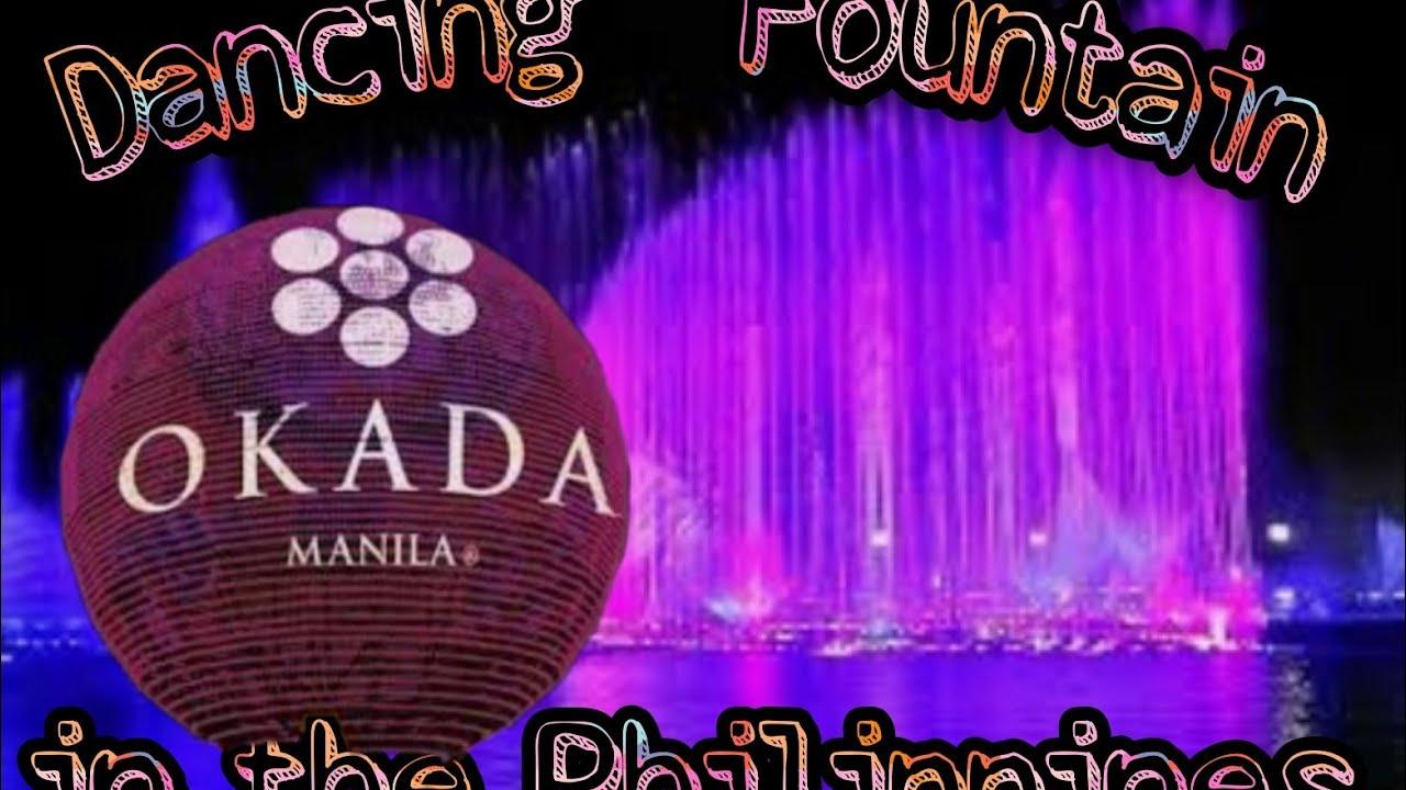 Biggest multi-color dancing fountain at OKADA Manila