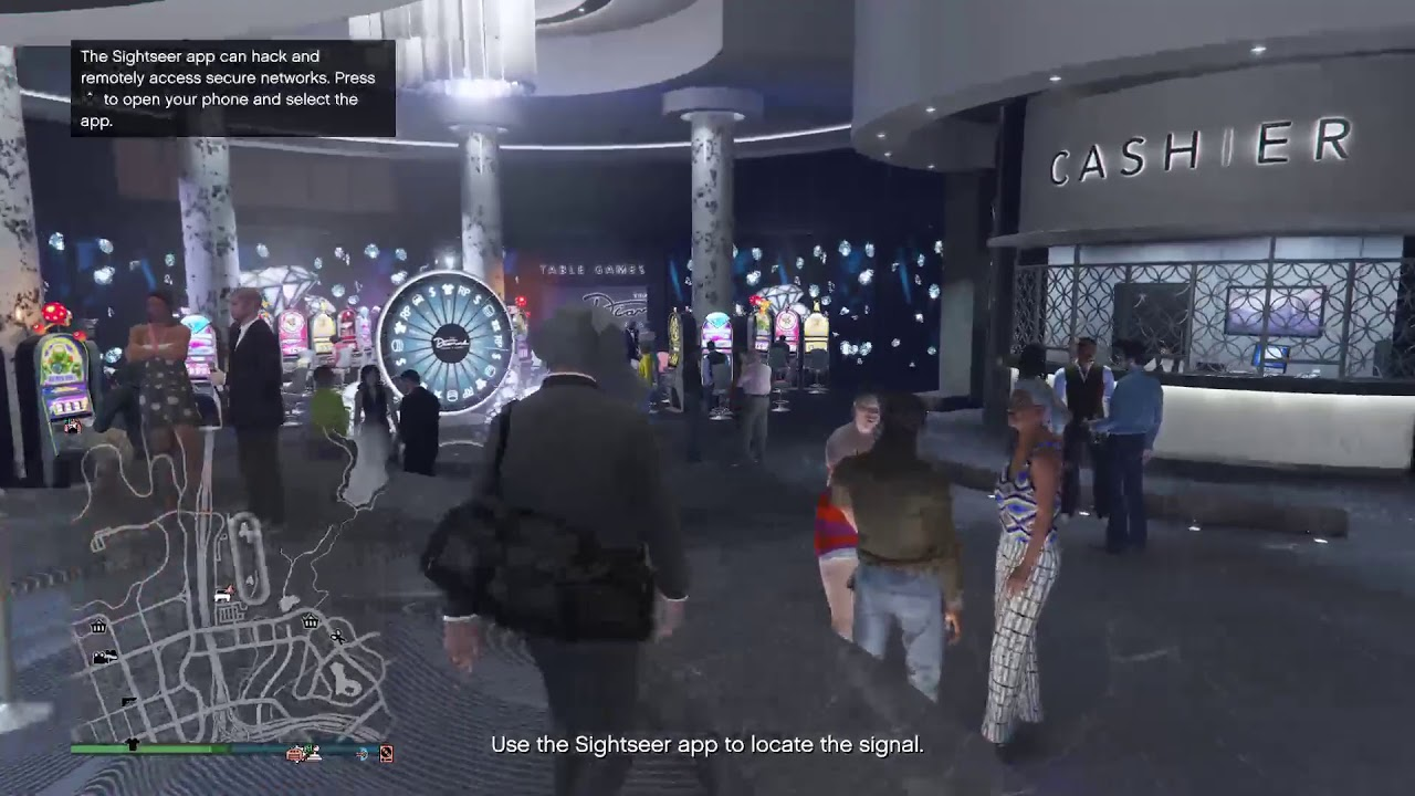 GTAV | Diamond Casino Heist