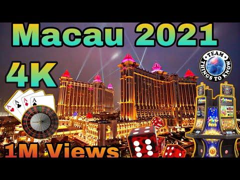 Macau 4K || Macau 2021